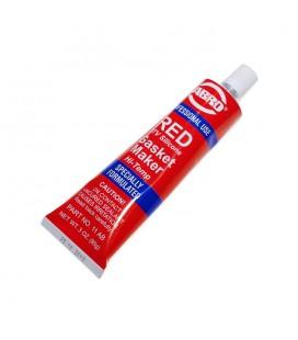 Высокотемпературный герметик прокладок ABRO красный